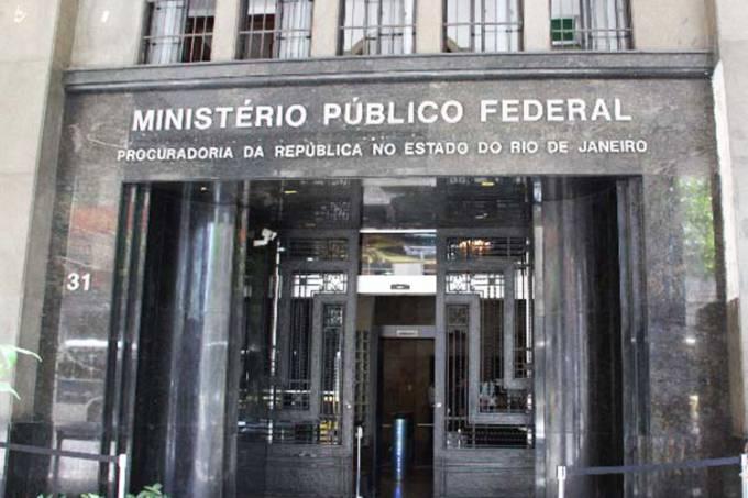 Fachada do Ministério Público Federal do Rio de Janeiro