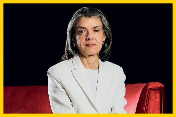 Cármen Lúcia, presidente do STF