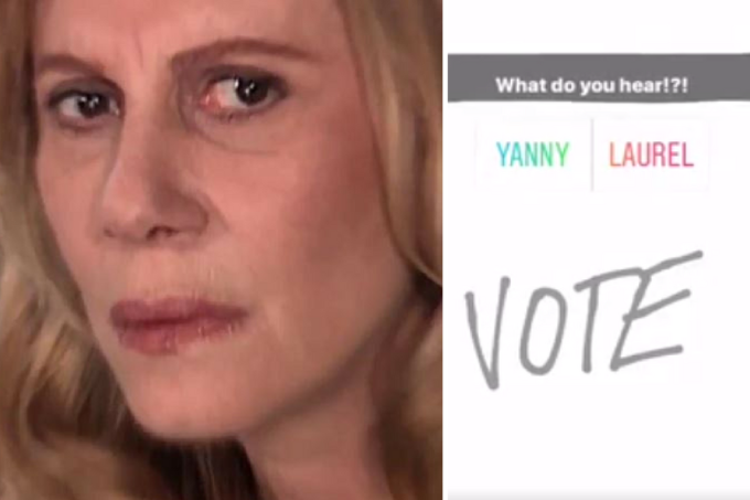 Áudio Yanny ou Laurel