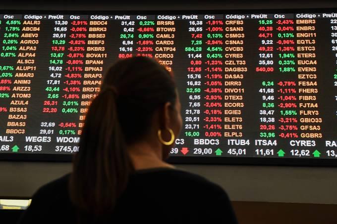 Economia – Cotações – Bolsa de valores