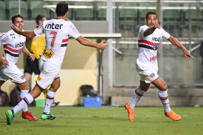 Brasileirão 2018 – América-MG x São Paulo