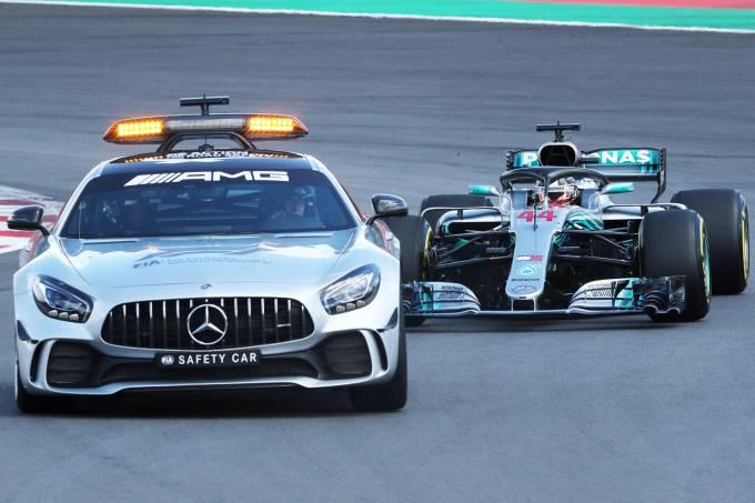 GP da Espanha – Lewis Hamilton