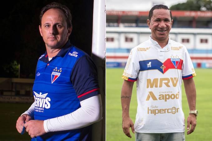 Expedição Vozes do Futebol: Rogério Ceni e Clodoaldo Ferreira