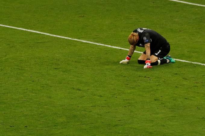 Final Liga dos Campeões – Real Madrid x Liverpool