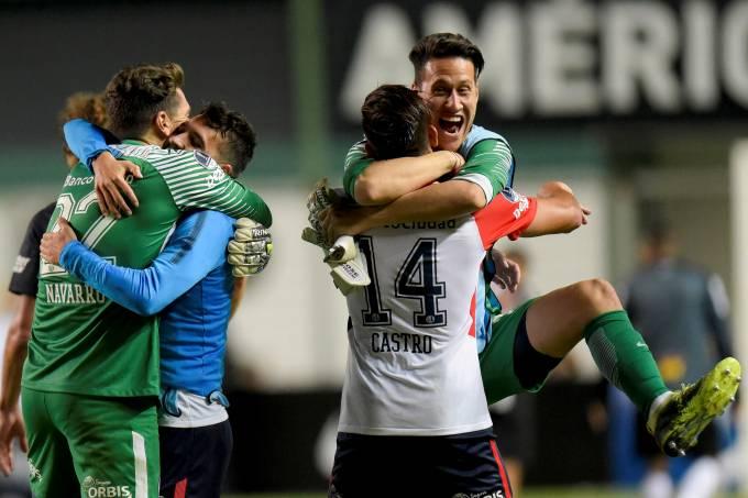 Atletico Mineiro vs San Lorenzo