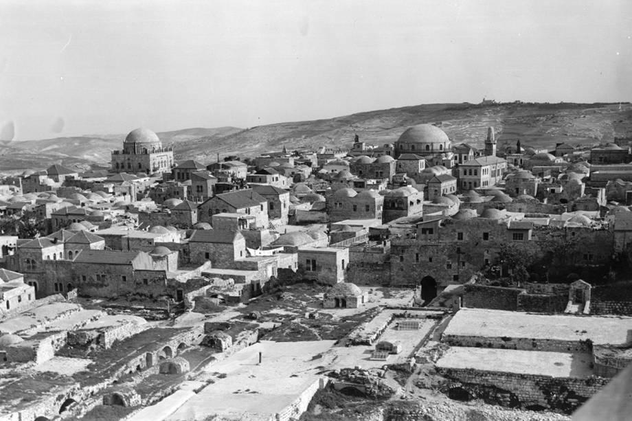 Cidade de Jerusalém - 1948