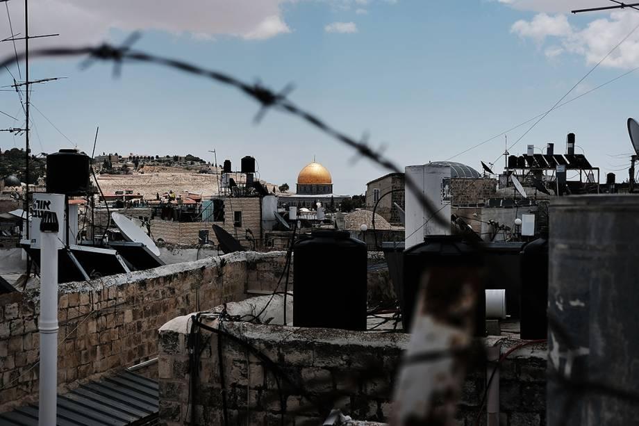 Cidade de Jerusalém - 09/05/2018