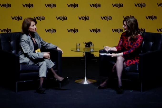 Maria Helena Guimarães de Castro, socióloga e educadora, em entrevista à redatora-chefe de VEJA Monica Weinberg no evento Amarelas Ao Vivo – Educação: saber é poder