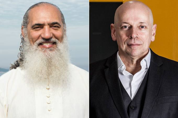 Sri Prem Baba e Leandro Karnal