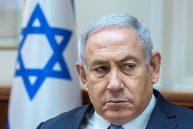 Primeiro Ministro Israelense, Benjamin Netanyahu