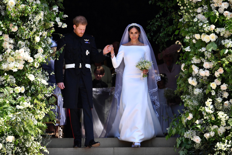Casamento real entre Harry e Meghan Markle