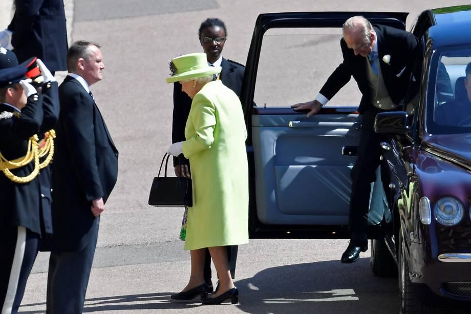 Depois de Elizabeth II, só a noiva - 19/05/2018