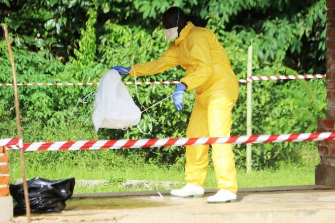 Vírus Ebola no Congo