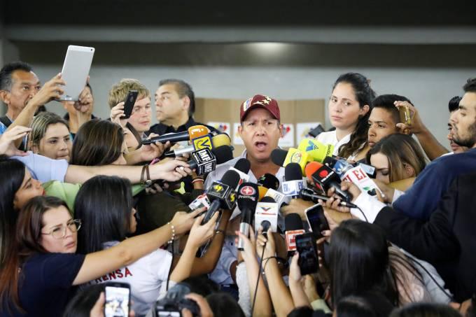 Eleições presidenciais na Venezuela
