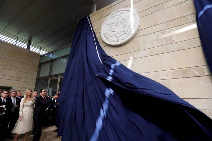 Embaixada dos EUA em Jerusalém