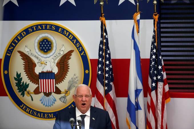 Embaixada dos EUA em Jerusalem