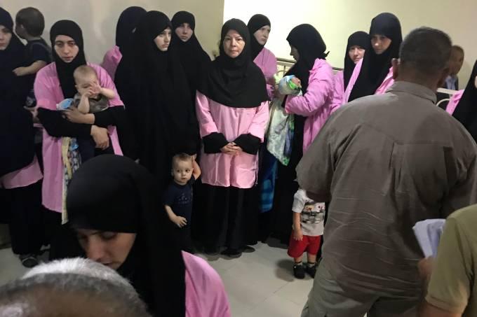 Mulheres sentenciadas no Iraque