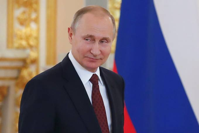 Presidente da Russia, Vladimir Putin