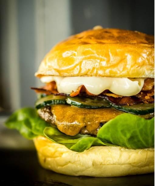 Páprica Burger: Wasabi Burger na etapa principal