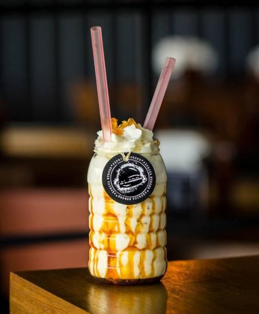 Páprica Burger: Shake de Creme Brulèe na sobremesa