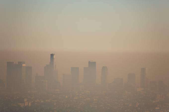 Poluição em Los Angeles