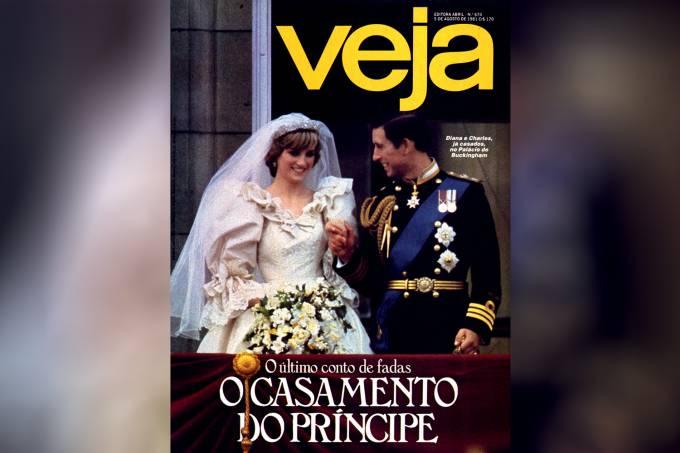 ReVEJA – Casamento do príncipe Charles e princesa Diana