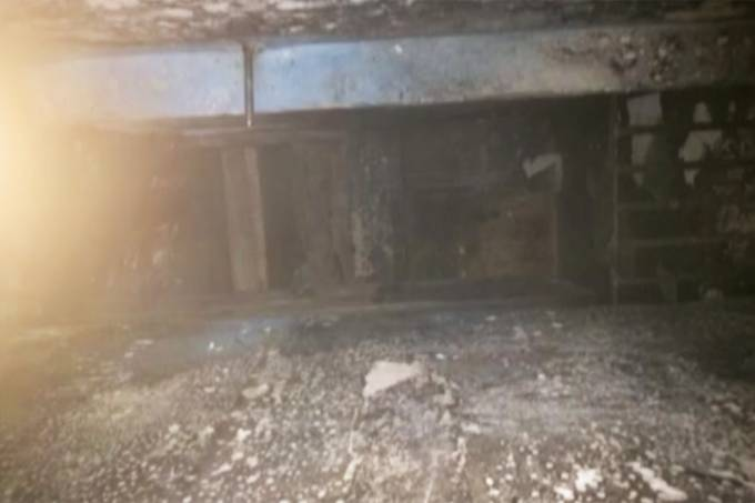 Incêndio no centro de internação provisória para menores em Goiânia