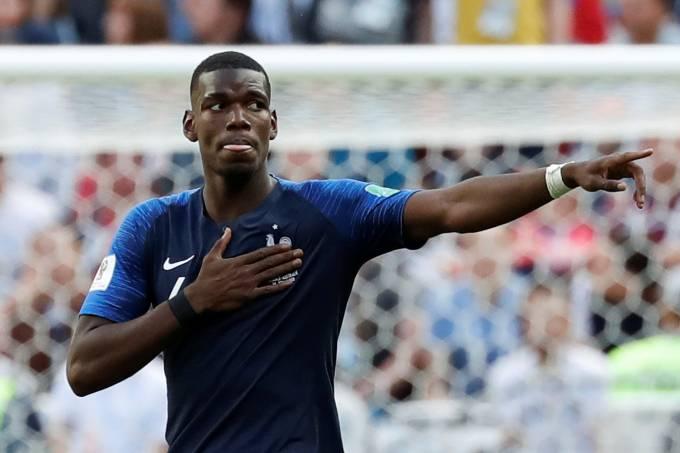 Copa do Mundo – França x Austrália