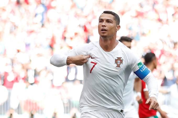 Copa do Mundo – Portugal X Marrocos