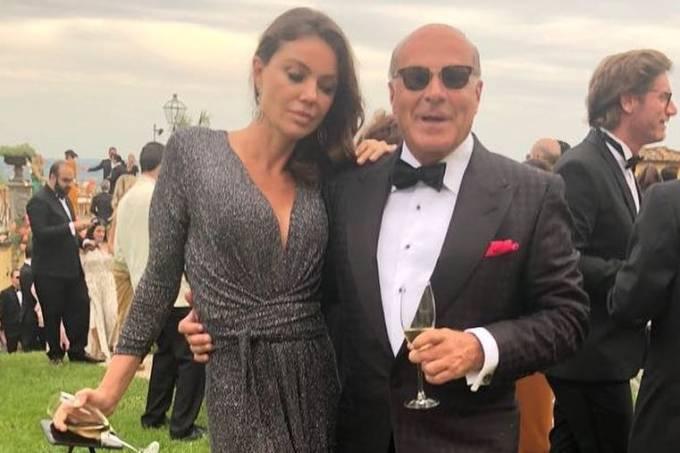 Simone Abdelnur e Marcelo de Carvalho