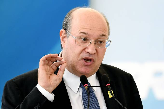 O presidente do Banco Central, Ilan Goldfajn