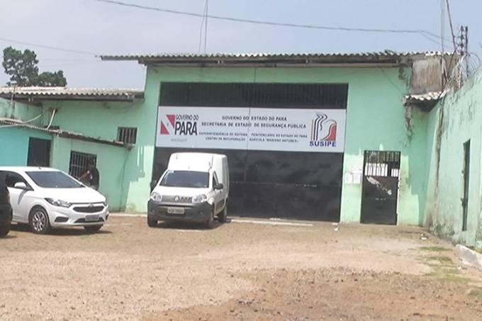 Centro de Recuperação Agrícola Mariano Antunes, em Marabá (PA)