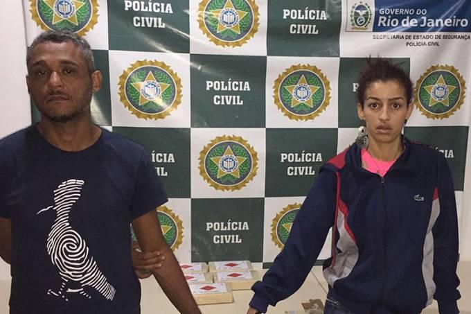 Polícia prende chefe do PCC no Rio