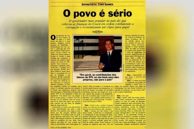 ReVEJA – Ciro Gomes