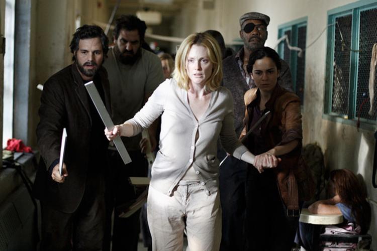 Cena do filme 'Ensaio sobre a cegueira' (2008)