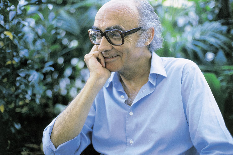 José Saramago, escritor português - 04/05/1988