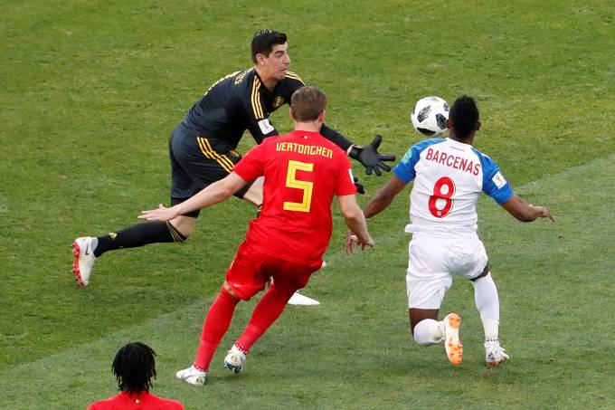 Copa do Mundo – Bélgica x Panamá