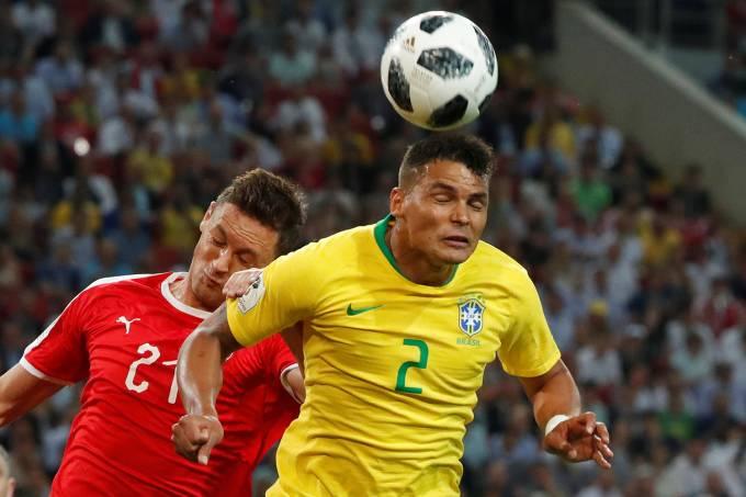 Copa do Mundo – Brasil x Sérvia