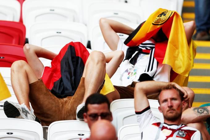 Copa do Mundo – Coreia do Sul x Alemanha