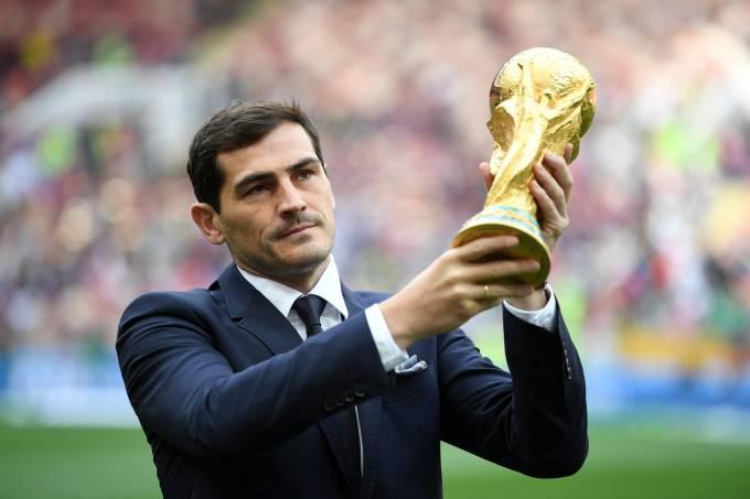 Cerimônia de abertura da Copa do Mundo 2018