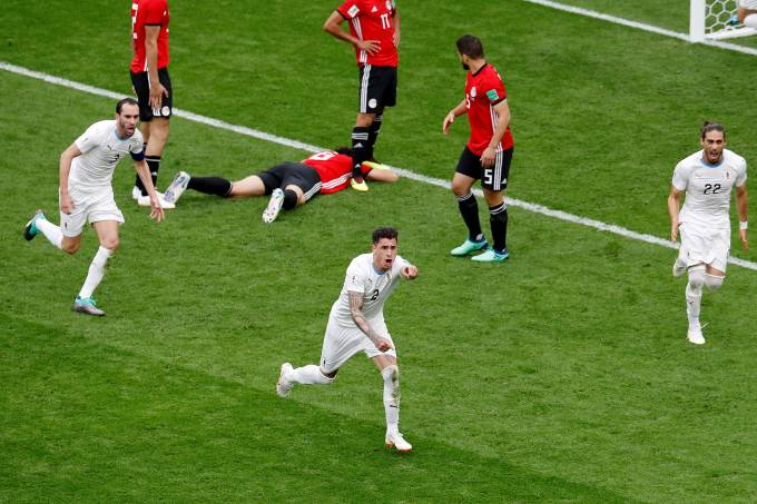 Copa do Mundo – Egito x Uruguai