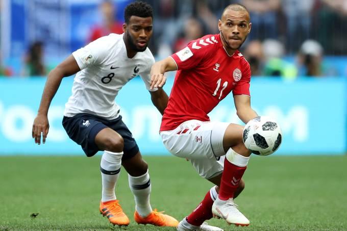 Copa do Mundo – Dinamarca x França