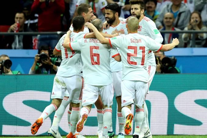 Copa do Mundo – Irã x Espanha