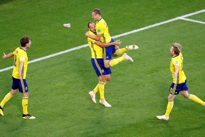 Copa do Mundo – México x Suécia