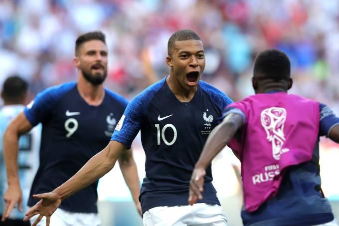 Copa do Mundo – França x Argentina