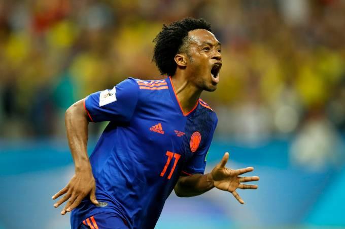 Copa do Mundo – Polônia x Colômbia