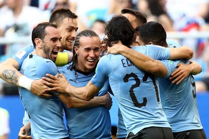 Copa do Mundo – Uruguai x Rússia