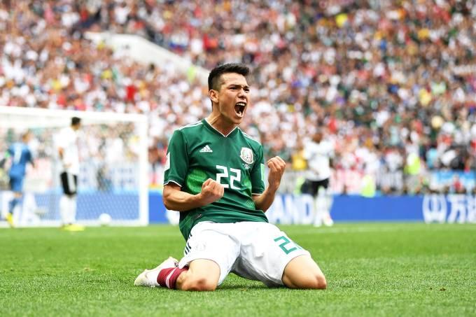 Copa do Mundo – Alemanha x México