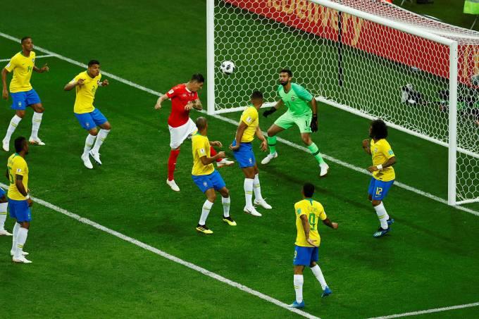 Copa do Mundo – Brasil x Suíça