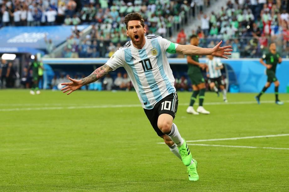 8.O jogador argentino Lionel Messi -<span>US$ 111 milhões</span>